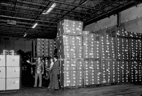 Boxes of Swine Flu Vaccines (archive photo)