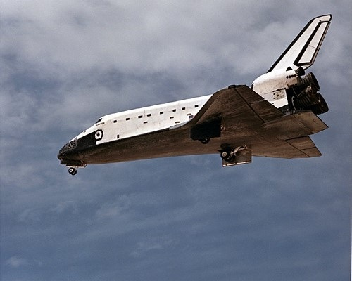 space shuttle return - photo #25
