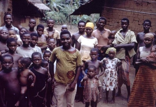 Nigerian Refugees in 1967