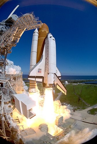 STS-66 Launch - Space Shuttle Atlantis