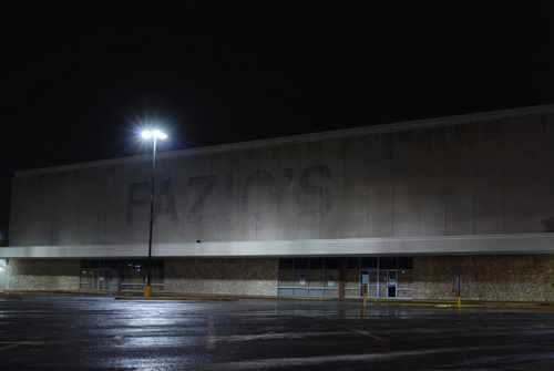 Abandoned Department Store in Irving, Texas