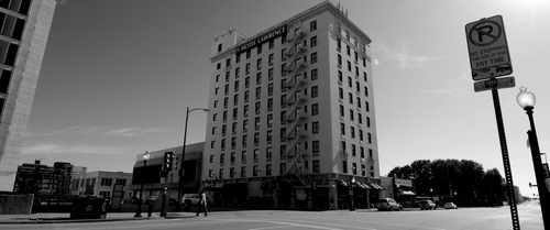 Lawrence Hotel in Downtown Dallas