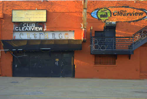 Club Clearview in Deep Ellum