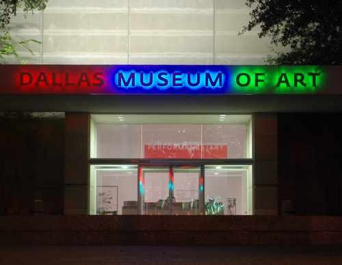 Art Museum in Dallas, Texas