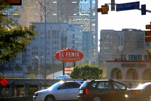 El Phenix  Restaurant Downtown Dallas