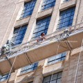 Window Washer (brick building)