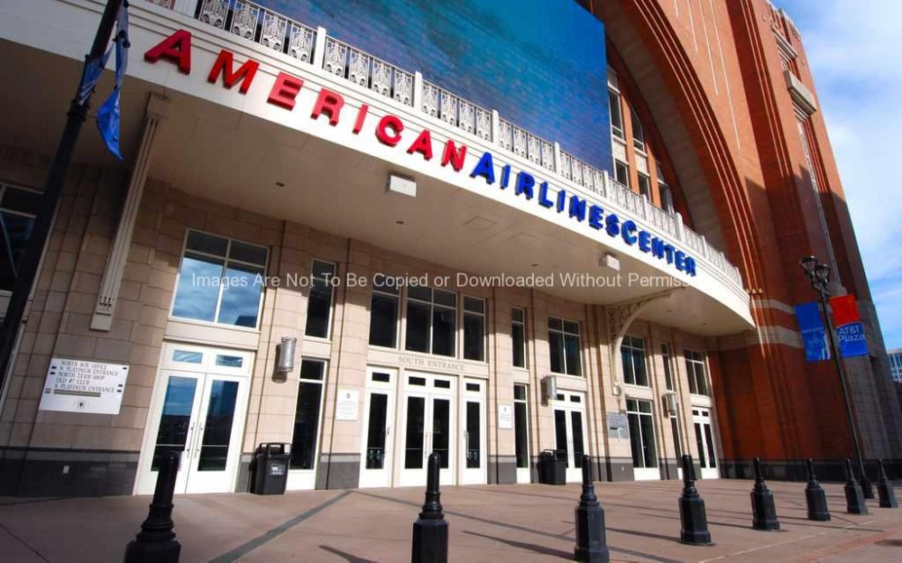 American Airlines Center, Home of the Dallas Mavericks