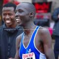 White Rock Lake Texas Half Marathon Winner from Kenya