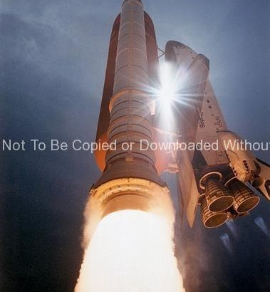 STS-43-Launch-Space-Shuttle-Atlantis