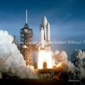 First Launch of Columbia Space Shuttle (STS-1) GPN-2000-000650