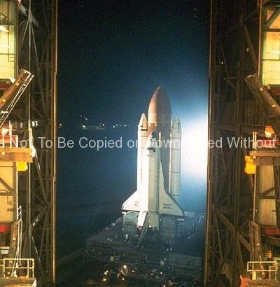 STS-26 Rollout GPN-2000-000654