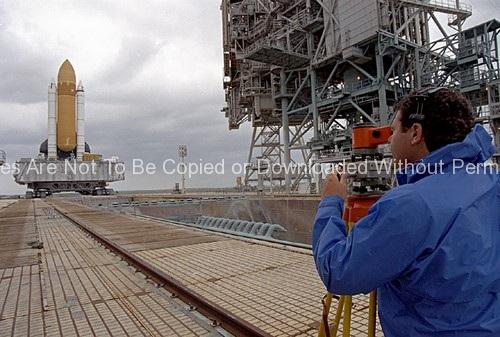 STS-57 Launch Preparations – Space Shuttle Endeavour GPN-2000-000750