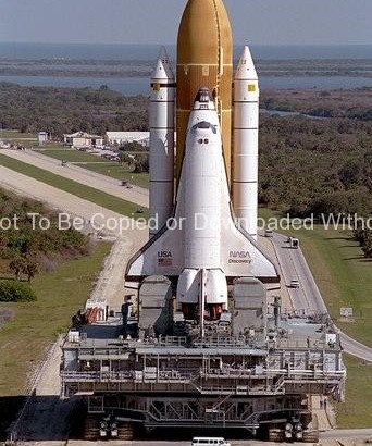 STS-63 Rollout – Discovery GPN-2000-000765