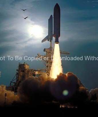 STS-64 Space Shuttle Disvovery Launch GPN-2000-000762