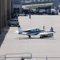 Private Jet Leaving Hangar at Love Field Airport