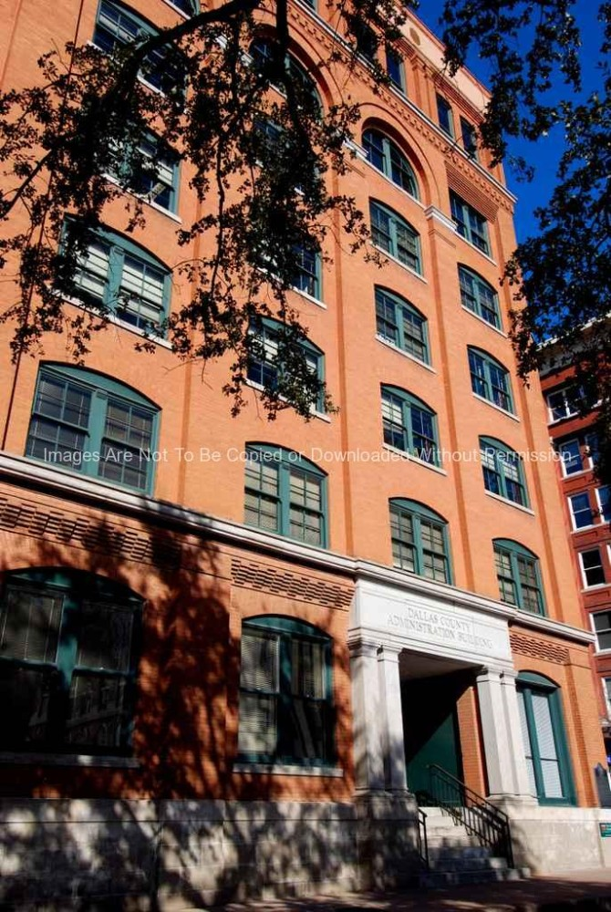 Book Depository Building Downtown Dallas